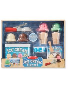 Melissa & Doug Scoop & Serve Ice Cream Set by Melissa & Doug