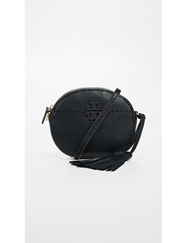 Mcgraw Round Cross Body Bag by Tory Burch