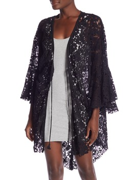 Move Over Lace Kimono by Free People