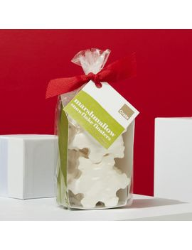 Marshmallow Snowflake Floater by Crate&Barrel