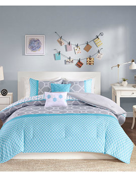 Clara 5 Pc. Bedding Sets by Intelligent Design