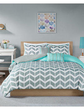 Nadia 5 Pc. Bedding Sets by Intelligent Design