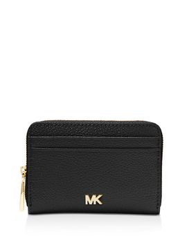 Money Pieces Zip Around Leather Coin & Card Case by Michael Michael Kors