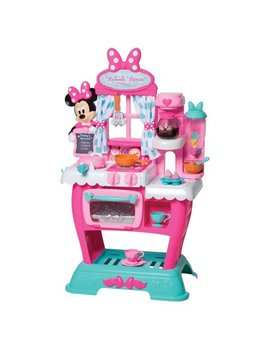 Minnie's Happy Helpers Brunch Cafe by Kitchens, Playfood & Housekeeping