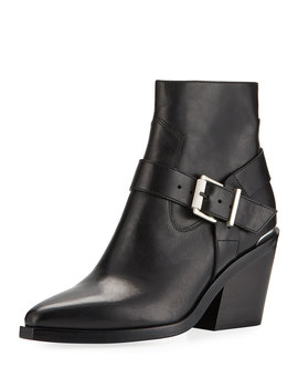 Ryder Leather Ankle Boots by Rag & Bone