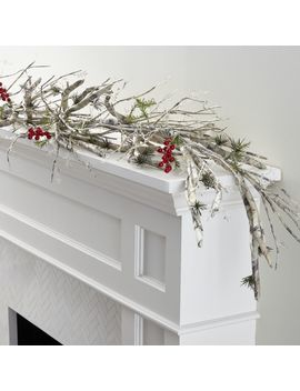 Twig Berry Garland by Crate&Barrel
