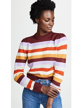 Emma Stripe Sweater by Wayf