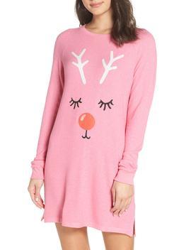 Warm Me Up Raglan Sleep Shirt by Make + Model