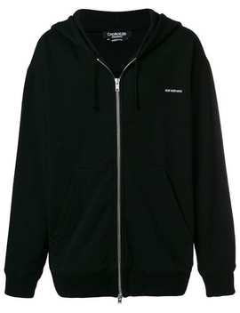 205 W39 Nyc Zipper Hoodie by Calvin Klein 205 W39nyc