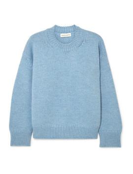 Merino Wool Sweater by Mansur Gavriel