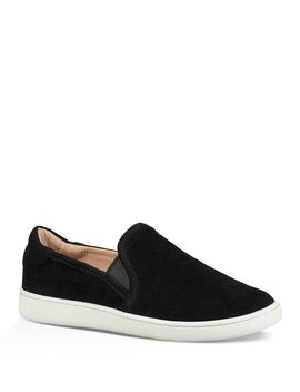 Ugg® Cas Suede Slip On Sneakers by Ugg