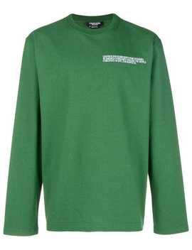 Oversized Fit Sweatshirt by Calvin Klein 205 W39nyc