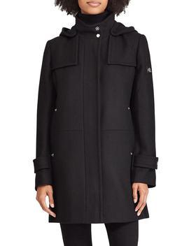 Wool Blend Jacket by Lauren Ralph Lauren