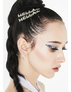 Hella Bay Bobby Pins by Nystyle