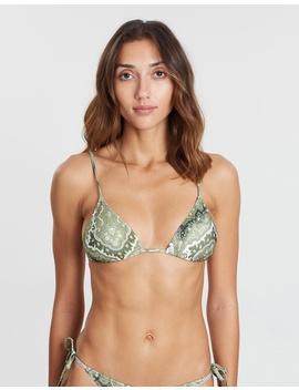 Delon Tara Bikini Top by Tigerlily