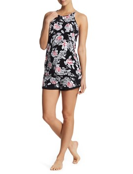 Floral Print Pajama Shorts by Pj Salvage