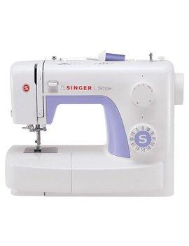32 Stitch Sewing Machine   White by Singer