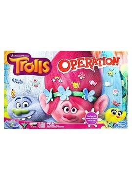 Hasbro Trolls Operation Board Game by Hasbro