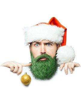 Beardaments Glitterbeard Beard Glitter Oil Brush   4 Color Options by Beardaments