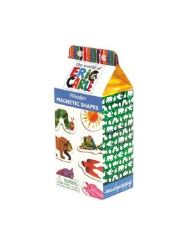 Mudpuppy Eric Carle Shapes Wooden Magnetic Sets by Mudpuppy