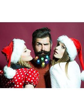Beard Lights Beard Fairy Lights Quantum Beard Lights Beard Bauble Ornaments by Beard Bauble Ornaments