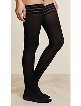 Pure Matte 50 Thigh High Tights by Falke