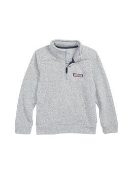 Fleece Shep Sweatshirt by Vineyard Vines