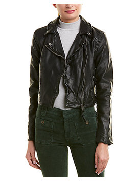 Free People Heartache Moto Jacket by Free People