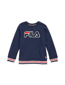 Varsity Crew Sweatshirt by Fila