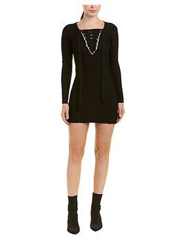 For Love & Lemons Simone Sweaterdress by For Love And Lemons