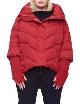 Short Puffer Jacket by Universal Standard
