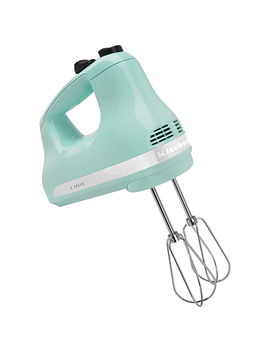 Kitchen Aid Ultra Power 5 Speed Hand Mixer (Khm512 Ic)   Ice Blue by Kitchenaid