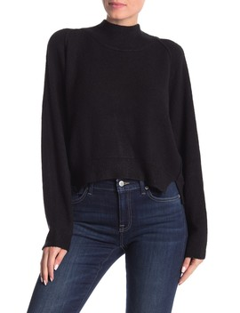 Forward Seamed Dolman Sleeve Pullover Sweater by Melrose And Market