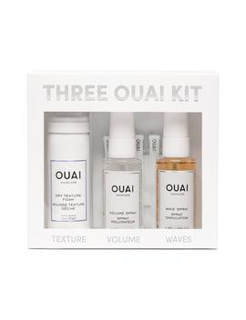 The Three Ouai Kit by Ouai