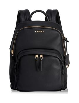 Voyageur   Dori Leather Backpack by Tumi