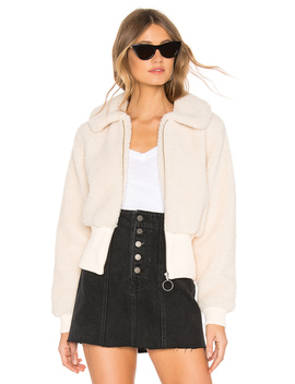 Coco Zip Up Jacket by Lovers + Friends