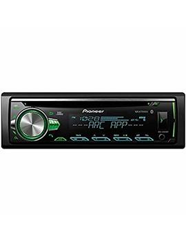 Pioneer Deh S5000 Bt Cd Receiver With Improved Pioneer Arc App Compatibility, Mixtrax, Built In Bluetooth, And Color Customization by Pioneer
