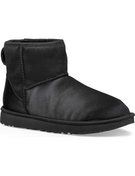 Classic Mini Genuine Shearling Lined Satin Boot by Ugg®