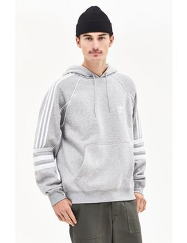 Adidas Authentics Grey Pullover Hoodie by Pacsun