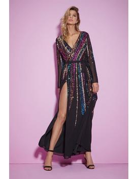 Nasty Gal Studio For Your Best Moves Sequin Dress by Nasty Gal