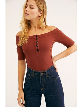 Mary Mack Top by Free People