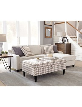 Sctl Reversible Sectional by Scott Living