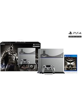 Play Station 4 500 Gb Console   Batman Arkham Knight Bundle Limited Edition by Play Station 4 (Ps4) Consoles