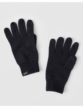 Knit Tech Gloves by Abercrombie & Fitch