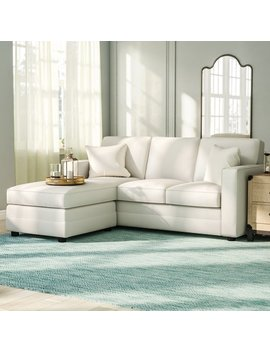 Three Posts Hainesville Sectional & Reviews by Three Posts