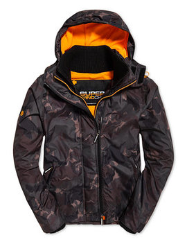 Men's Arctic Hooded Windcheater Jacket by Superdry