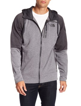 Mack Eaze Zip Up Hoodie by The North Face