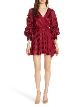 Santina Tuck Sleeve M Inidress by Alice + Olivia