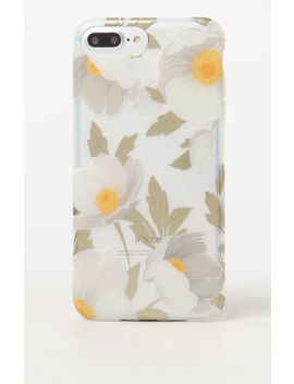 Recover Clear Floral I Phone 6/7/8 Plus Case by Pacsun
