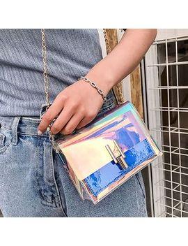 Clair Fashion   Hologram Crossbody Bag by Clair Fashion